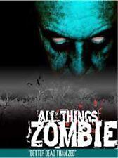 Meglio MORTO CHE ZED-tutte le cose Zombie - 2 ore WARGAMES -