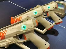 Recoil Laser Tag Starter Set - 3 guns and 2 base stations