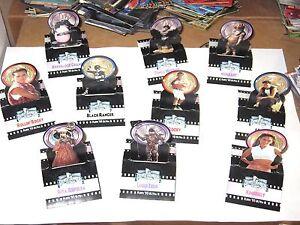 1995 Fleer Ultra Mighty Morphin Power Rangers The Movie Pop Up insert Card SET!