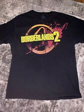 Borderlands 2 T-shirt Size Large Shirt Gearbox Software Large Front Graphic