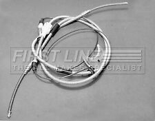 FORD SIERRA Handbrake Cable Complete Firstline FKB1017