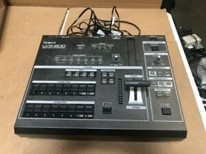 Roland LVS-800 Video Mix/Live Switcher with Power Adaptor **Working Great!!