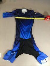 Mt Borah Teamwear Mens Size Small S Tri Triathlon Speed Suit (6910-62)