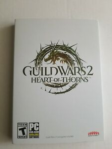 Guild Wars 2 Heart Of Thorns PC Game
