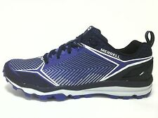 MERRELL Hiking Shoes SURF THE WEB Blue Womens Sneakers Trail Running US 10 EU 41