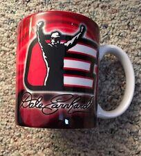 Dale Earnhardt Nascar coffee cup/mug, red, 2003, licensed, Eliminator