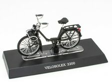 Mobylette VELO SOLEX 2200 1/18 Leo Models Miniature Scooter Moto M017