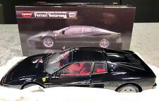 1:18 Ferrari Testarossa 1989 (Black) Hi-End Model KYOSHO BNIB