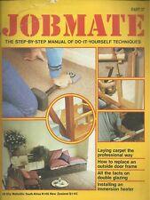 JOBMATE 37 DIY -CARPET, DBL GLAZING, IMMERSION HEAT etc