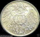 Germany - German Empire - German 1914D Silver Mark Coin - Rare High Grade