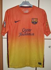 FC Barcelona 2012 - 2013 Away football shirt jersey camiseta Nike Size M
