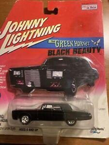 Johnny Lightning The Green Hornet BLACK BEAUTY 1:64 diecast car