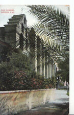 America Postcard - San Gabriel Mission - California - Ref 525A