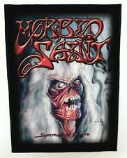 MORBID SAINT BACKPATCH / SPEED-THRASH-BLACK-DEATH METAL