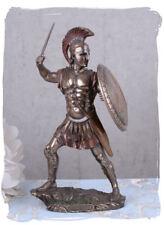 Guerrier Figurine spartiates Antique Sculpture de Veronese Signé