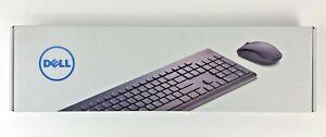 Dell KM117 Wireless Keyboard & Mouse - NEW
