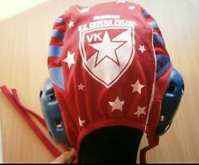 SERBIA WATER POLO SPORT PROTECTIVE swim CAP goalkeeper No 1 RED STAR ZVEZDA RRR