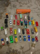 Lot of Diecast Cars Trucks Playart Mattel Hot Wheels Yatming Maisto Majorette