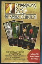 1998 Tiger Woods Champions of Golf The Masters Collection Factory 1997