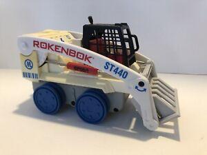 Rokenbok Wireless RC Skiptrack Skip Track ST440 Front End Loader Excavator 1997