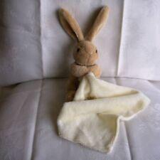 Doudou Lapin Babynat Baby Nat' - Marron