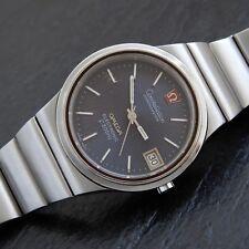 Omega Blue Waffle Constellation Chronometer F300Hz 1250 Ref 198.0024 Vintage 72