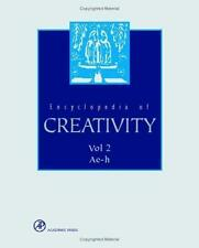 RUNCO ET AL ENCYCLOPEDIA OF CREATIVITY VOL 2-ExLibrary