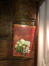 christmas door hanging