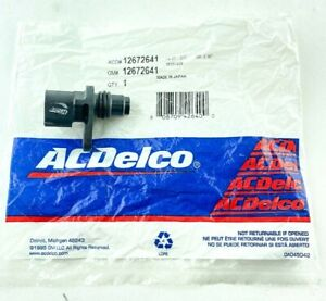 BRAND NEW Crank Position Sensor  ACDelco GM Original Equipment  PART #12672641