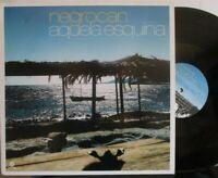 """NEGROCAN ~ Aquela Esquina ~ 12"""" Single PS"""