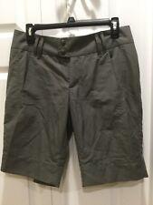 Columbia  Women's Omni-Shade Shorts. Gray. Size 6. NWOT