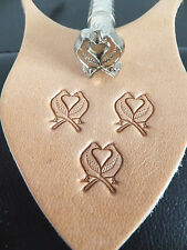 Rare-vintage 1980 Kelly Midas cuir STAMP Craft Outil 172 taille moyenne