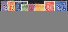 Mint Hinged Multiple Seychelles Stamps (Pre-1976)