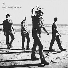 U2  Every Breaking Wave  CardSleeve Promotional CD