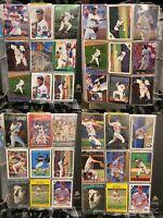 Chicago Cubs Stars Sammy Sosa Andre Dawson Shawon Dunston Randy Myers Card Lot