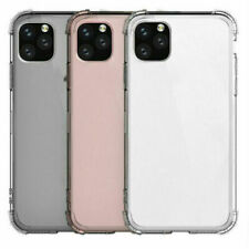 For iPhone 12 mini 12 Pro Max Shockproof Ultra-thin Silicon Soft TPU Case Cover