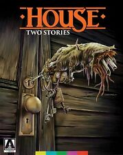 HOUSE TWO STORIES New Sealed Blu-ray House 1 & 2 Limited Edition