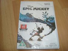Disney Epic Mickey (Nintendo Wii, 2010) - European Version