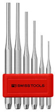 PB Swiss Tools PB 750.BL Parallel Pin Punch Set Octagonal Shaft 6-Piece