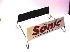 SONIC FALLS METAL TIRE DISPLAY RACK