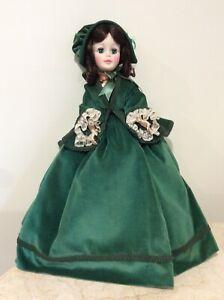 "Vintage Madame Alexander Scarlett O'Hara Doll 21""/54cm 1970's"