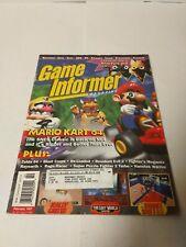 Vintage Game Informer Magazine Nintendo PS Nes Sega February 1997 issue 46