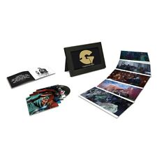 RARE GZA LIQUID SWORDS : THE SINGLES COLLECTION ( 4 X 7 INCH BOXSET)