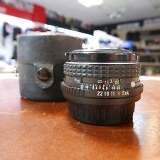 Used Pentax SMC M 20mm f4 Lens - 1 YEAR GTEE