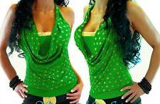 Pain de Sucre Bikini Top mishi con Allacciatura al Collo Vari Colori 38-42