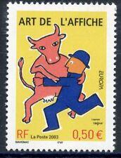 TIMBRE FRANCE NEUF N° 3556 ** ART DE L'AFFICHE