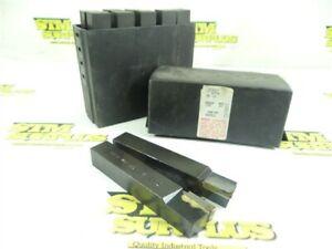 "BOX OF 10 NEW! USA MADE! CARBIDE TIPPED TOOL BITS 5/8"" SHANKS AL-10 CQ2"
