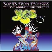 Yes - Songs From Tsongas (35th Anniversary Concert) (2014)  3CD  NEW  SPEEDYPOST