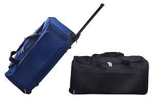 Trolley Reisetasche XL Trolleytasche Reisetrolley Sporttasche Reise Sport Tasche