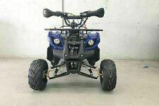 125CC ATV Quad Dirt Bike 4 Wheel Buggy Semi Auto 1+1 Farm Go kart Blue